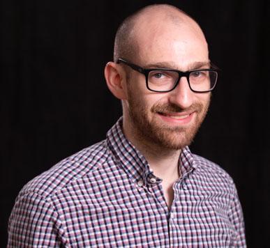 headshot of Robert Kluger